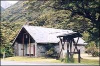 Arthurs Pass Chapel,NZ