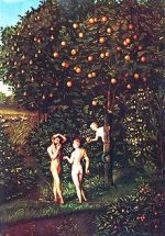 Adam & Eve tempted