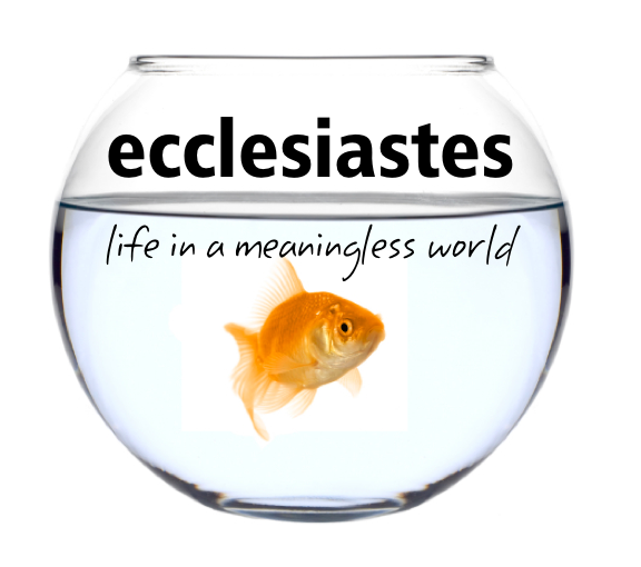 Image result for picture of a study on ecclesiasties