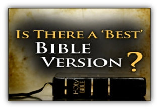 Best bible