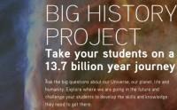 Big History projectgeorgehawkeBig History project