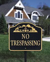 trespassing 2