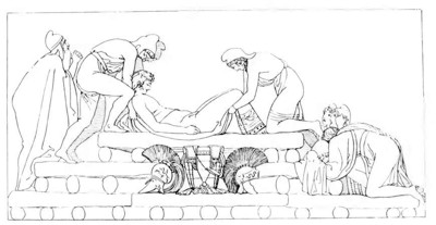 funeral pyre 3 from the Iliad 400px