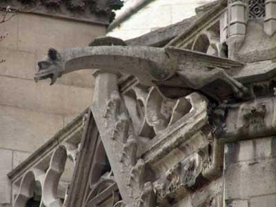 gargoyle 3 Notre Dame