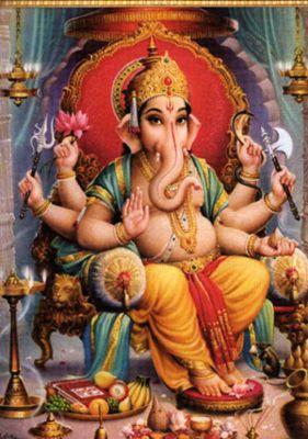 Ganesha 400px
