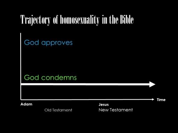 Homosexuality trajectory