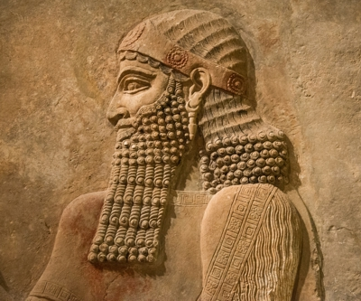 Sennacherib - king of Assyria 400px