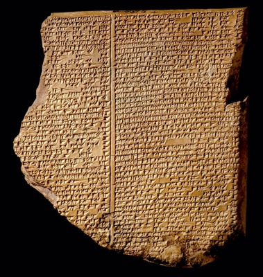 Gilgamesh flood tablet 11 - 3 400px