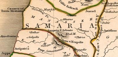 samaria map 400px