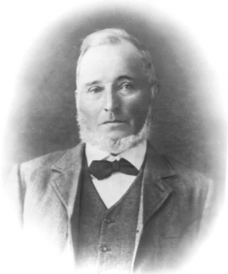 Mitchell Brown - 1835-1905 - son of Tom Brown Snr and father of Tom Brown Jnr
