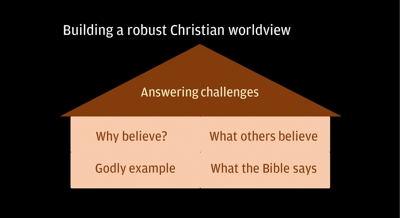 How to build a robust Christian worldview