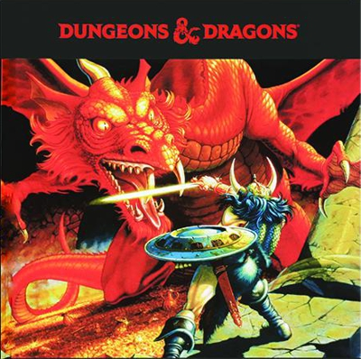 "Parallel universes appear in role-playing games like ""Dungeons & Dragons"""