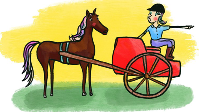 Don't put the cart before the horse by doing things in the wrong order
