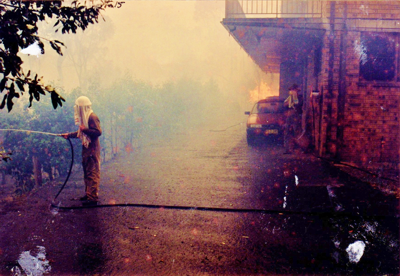 Fire at Winmalee Christian Conference Center in 1994