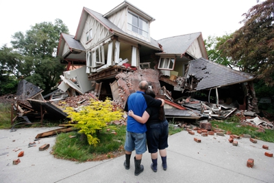 On 22 February 2011 an earthquake devastated the city of Christchurch, New Zealand
