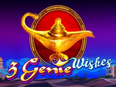 A genie offers to grant your wishes