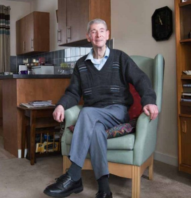 Joe lives alone and has been socially isolated during the 3-month COVID pandemic lockdown