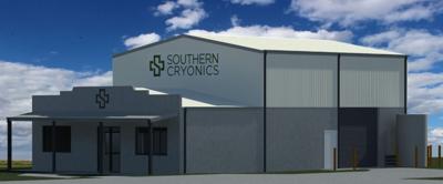 Southern cryonics storage facility, Holbrook, NSW, Australia