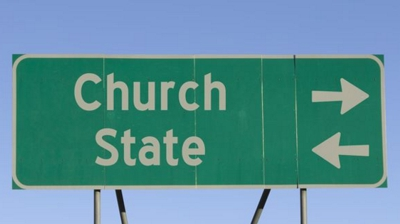 Can the State tell churches who can attend worship services?